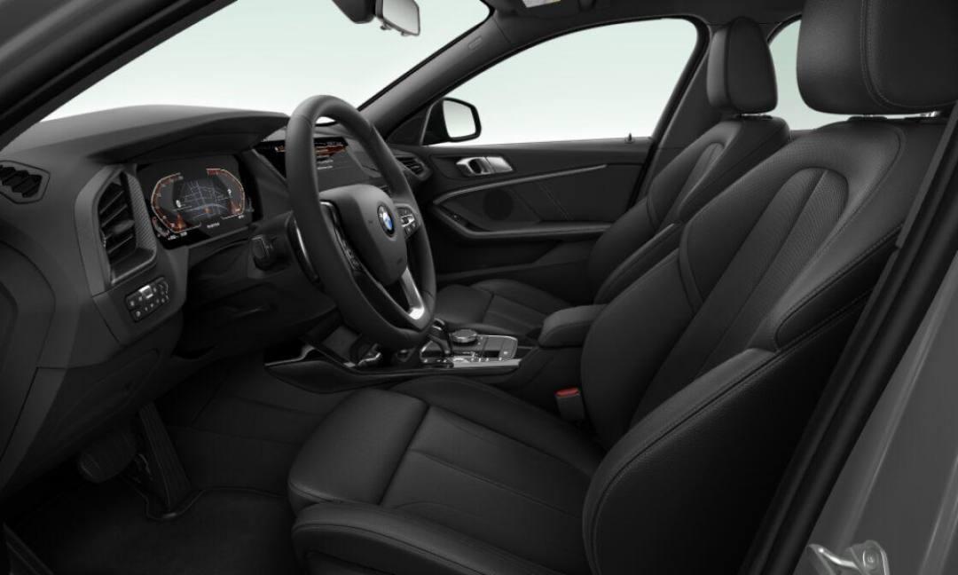 De BMW 1 serie <br/>automaat